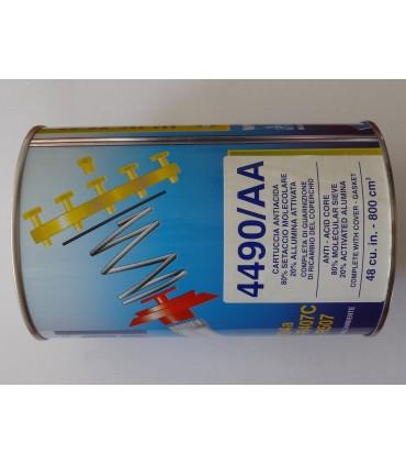 CARTUS FILTRANT 4490/AA CASTEL 80% Mol. 20% Alum