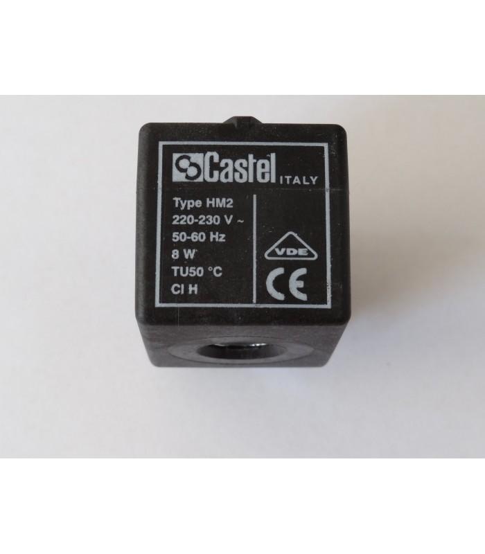 BOBINA HM2 9100/RA6 220V AC CASTEL