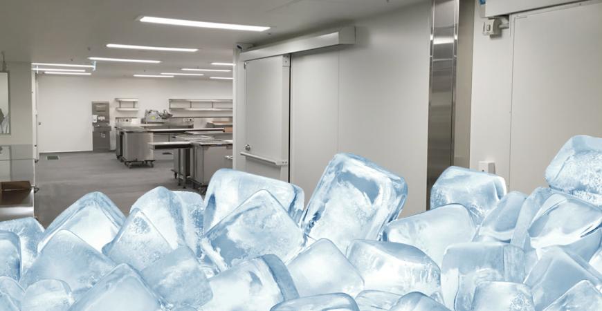 Camere frigorifice inghetata